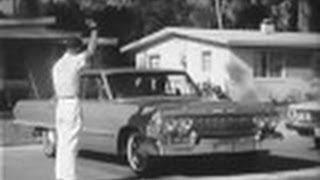 KENNEDY-ERA CARS: CHEVROLET PROMO FILMS (1962-1963)