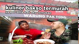 BAKSO PAK TONG lll TERMURAH DI  NGEBEL PONOROGO