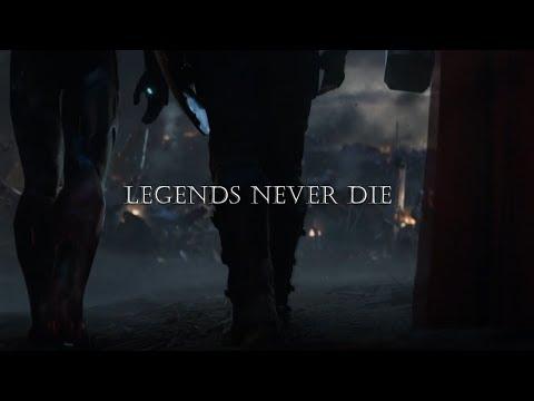 Avengers (Endgame) | Legends Never Die