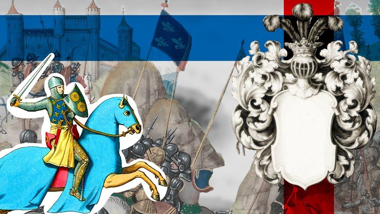 Pogrom rycerstwa pod  Crécy  1346