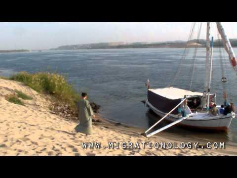 Sailing the Nile on an Egyptian Felucca - Aswan to Luxor!