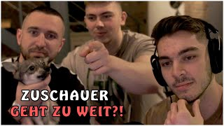 MAESTRO SAUER AUF ZUSCHAUER 😡 + Lustiger TALK 😂 | Keepsharam Highlights