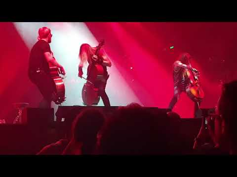 Apocalyptica - Plays Metallica by Four Cello - Fight Fire With Fire - Sydney - 29/09/19