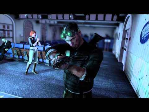 Splinter Cell Conviction Scene 11 - 2: The White House