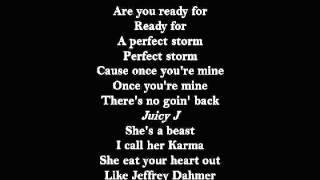 katy perry dark horse with lyrics