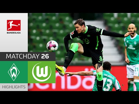 Werder Bremen Wolfsburg Goals And Highlights