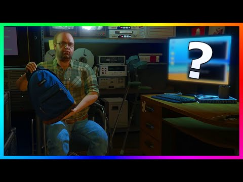 The Dark/Creepy Secrets Of Lester Crest, Why He's In A Wheelchair + Hidden Details About Him (GTA 5)
