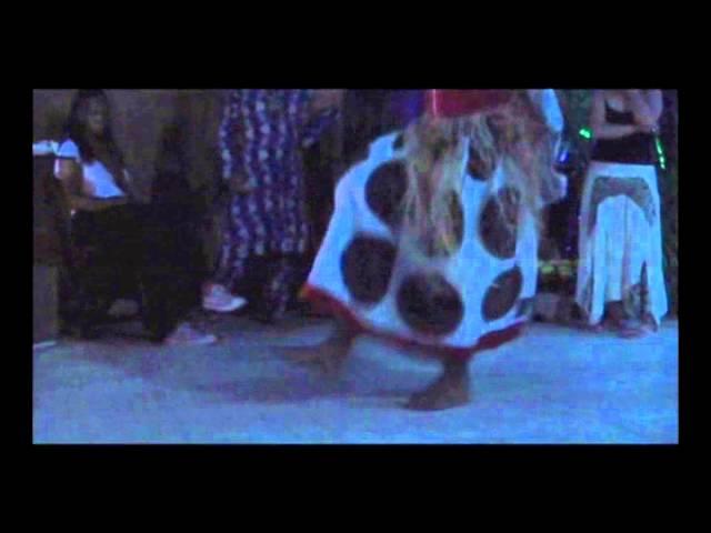 Instituto Akhanda Tear Africano - Dança Afro