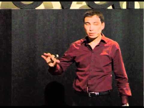 TEDxYerevan - Sergey Sargsyan - Mocking for Change
