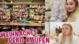 Erste Weihnachtsdeko kaufen, Geschenkideen VLOG I Meggyxoxo