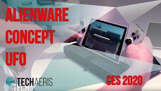 [CES 2020] Alienware Concept UFO
