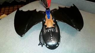 Как приручить дракона # игрушка НОЧНАЯ ФУРИЯ  / Dragons