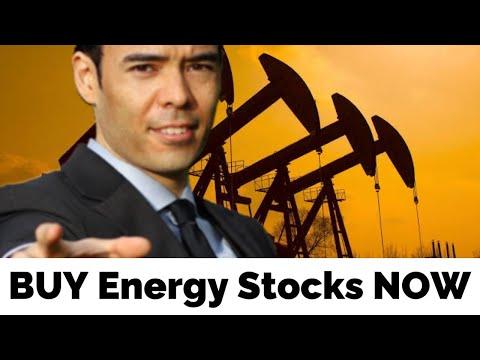 BUY Energy Stocks NOW... Oil chart Breakout!