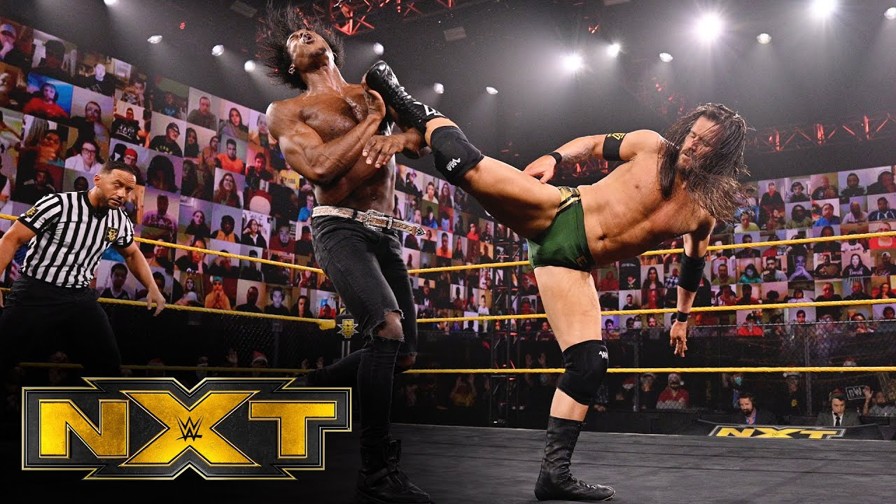 Adam Cole vs. Velveteen Dream: WWE NXT, Dec. 23, 2020