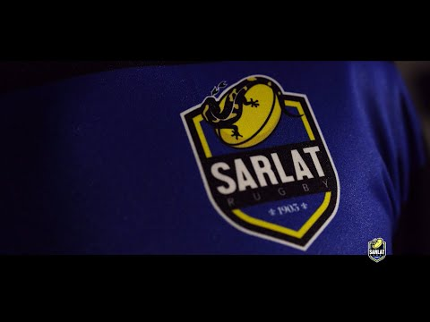 Rugby News: Sarlat Rugby Presents its New Jerseys for the 2020-2021 Season