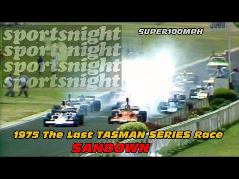 1975 The Last Tasman Series Race Sandown