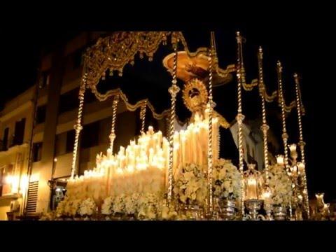 Entrada de la Virgen del Carmen Doloroso | Semana Santa de Sevilla 2016