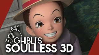 Why Ghibli's First 3D Looks Soulless | Video Essay