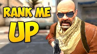 CSGO COMPETITIVE DMG ROAD TO LE - RANK UP JOURNEY