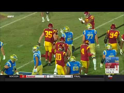 2017 - UCLA Bruins at USC Trojans in 40 Minutes