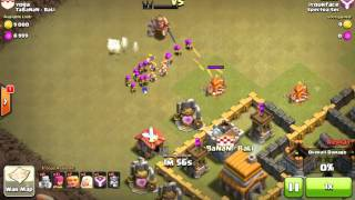 Clash Of Clans Clan War Commentary 9