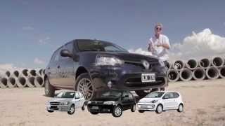 Renault Clio Mio Dynamique - Test - Matías Antico - TN Autos Progr 27