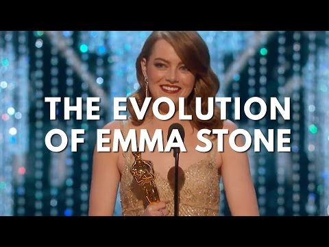 The Evolution Of Emma Stone Journey To Winning Her First Oscar