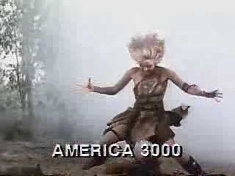 Random Movie Pick - America 3000 (1986) YouTube Trailer