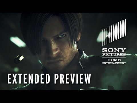 Resident Evil: Vendetta - Watch the First 9 Minutes- In Theaters One Night Only 6/19