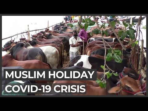 Muslims prepare to mark Eid al-Adha amid COVID-19 crisis