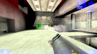 Quake 3 Rocket Launcher in Unreal Tournament (Mutator) FullHD