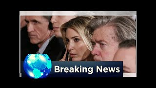 BREAKING: Steve bannon said ivanka trump is