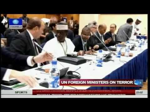 News@10: U.N,Others Join Talks On Curbing Boko Haram  03/09/2014 Pt.1