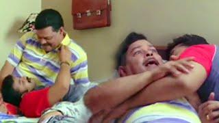 എന്ത് സ്വപ്നമാട കണ്ടത് ? അത് തന്തമാരോട് പറയാൻ പാടില്ല Adults Only യാ   Malayalam Comedy Scenes