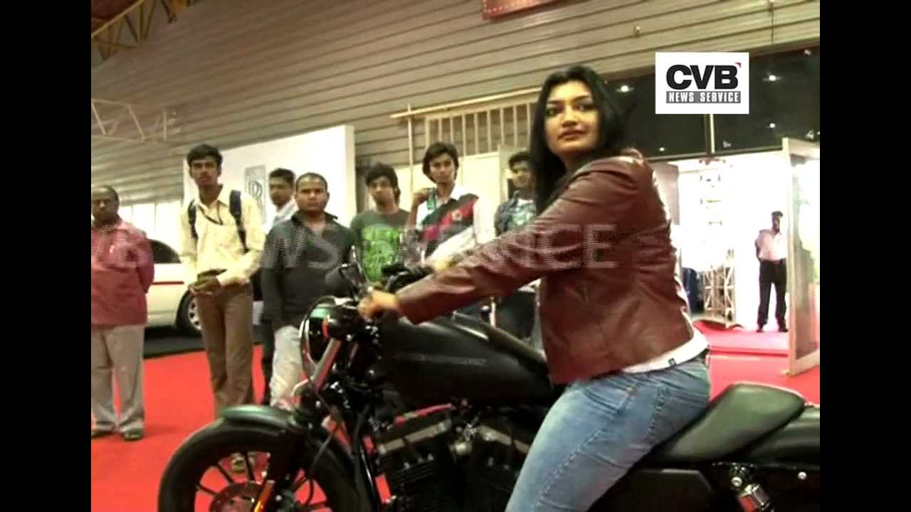 first indian woman to own harley davidson - youtube