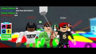 Marshmello - Light It Up ft. Tyga & Chris Brown (ROBLOX Video Musical)