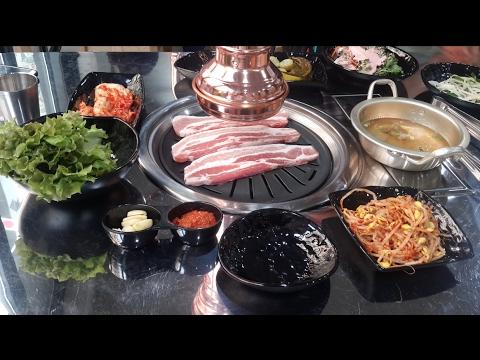 Korean Food: The best BBQ in Korea!
