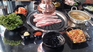 Korean Food: The best BBQ in Korea!