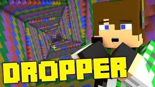 CADUTA LIBERA! - Minecraft Dropper (Parte 1 di 2)