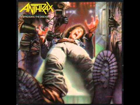 Anthrax Madhouse D Tuning