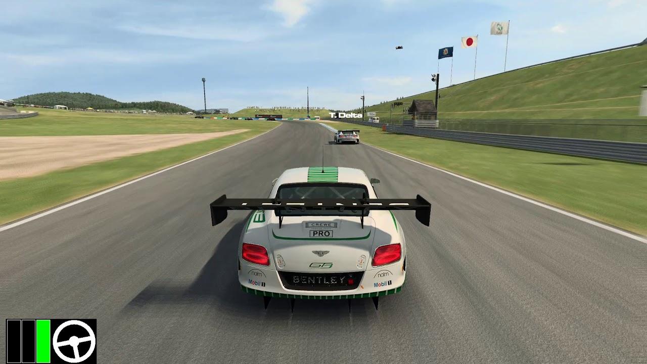 Cheating Exposed: Berserk Raceroom Bentley gobbles LMP1s