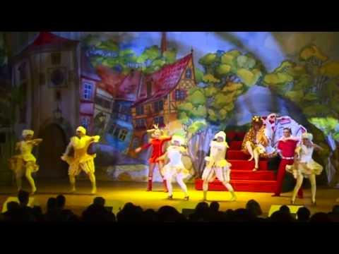 Мюзикл «Бременские музыканты – возвращение легенды!» в Зале Церковных Соборов Храма Христа Спасителя