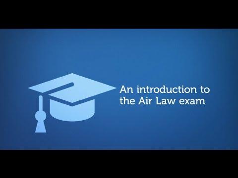 EASA Air Law Exam