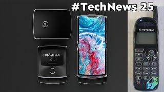 Kolejne 90 dni dla Huawei, składana Motorola i mój pierwszy telefon | Robert Nawrowski