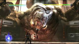 Star Wars: The Force Unleashed II [2]: Walkthrough - Level 4: Part 1 [HD] (X360/PS3/PC)