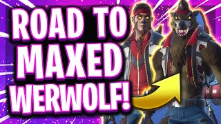 🐺😳 FIRST WERWOLF SKIN IN FORTNITE?! | All the highlights from the 5 hour stream to the new Skin!