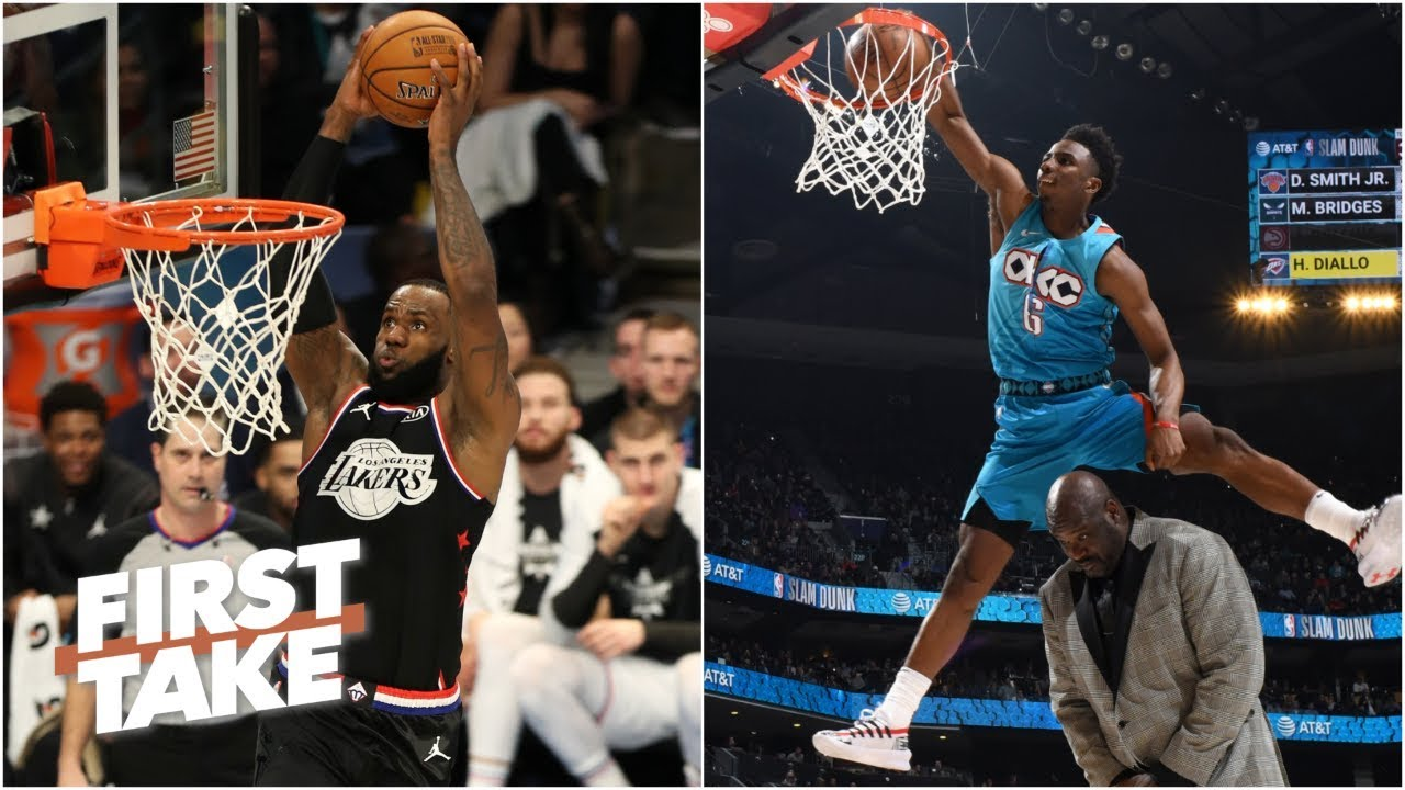Was the 2019 All-Star Weekend good for the NBA? | First Take
