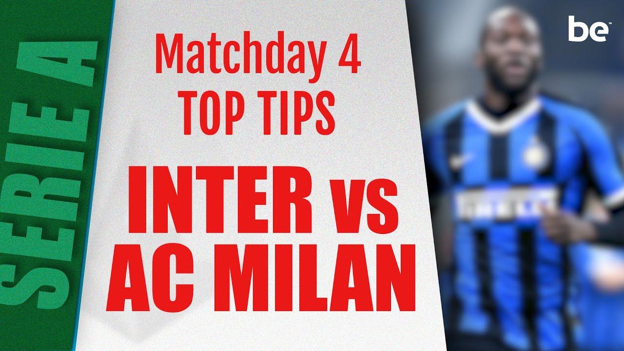 Inter vs ac milan betting tips rosenborg vs lazio betting trends