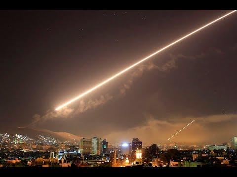 Estados Unidos amenaza con reanudar ataques en Siria