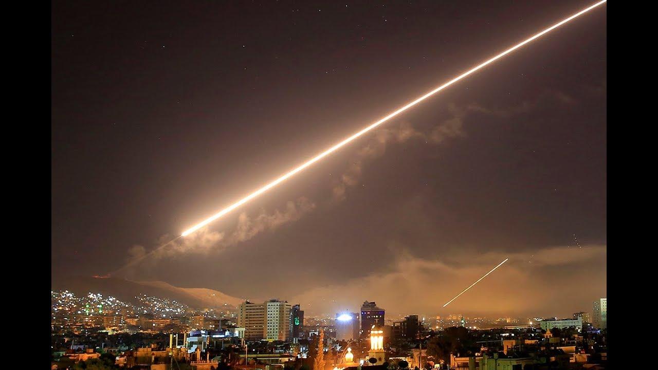 Estados Unidos amenaza con reanudar ataques en Siria - YouTube